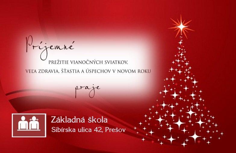 Príjemné prežitie Vianočných sviatkov 792a8533560